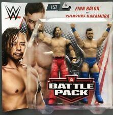 WWE battle pack 57 Shinsuke Nakamura /& FINN Balor NEW BOXED Entièrement neuf dans sa boîte