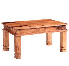 Medium Rectangle Coffee Table Jali Range - Solid Sheesham Hardwood Sh08