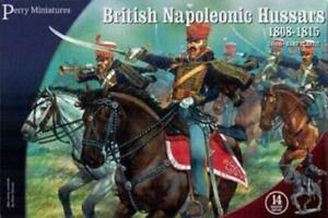 Perry Miniatures British Napoleonic Hussars 1808-1815 28mm Scale