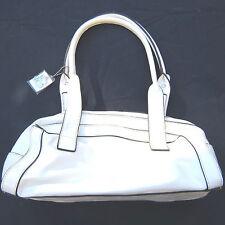 Bulaggi Handbag White Shoulder Bag 12x5x5 NWOT