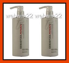 2pcs SEBASTIAN POTION 9 Wearable Styling Treatment 500ml weak damage hair
