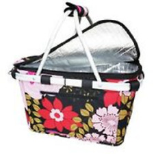 Sachi Insulated Collapsible Carry Basket