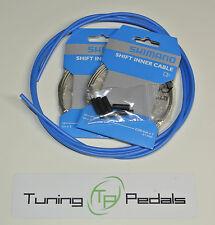 Shimano Cable de Cambio / Set Freno + Fundas para Delant. y Trasero Completo