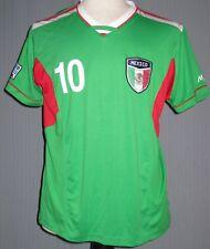 Mexico Adult Small Green Jersey ( S World Cup Copa de Mundo )