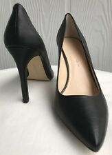 Banana Republic Women's Black upper leather shoes Sz 9.5