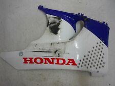 HONDA 93 CBR900RR CBR 900 RR RIGHT SIDE LOWER FAIRING COWL RED WHITE BLUE