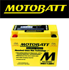 BATTERIA MOTOBATT AGM SIGILLATA YT12B-BS DUCATI Monster IE 900 2000 -- 2002