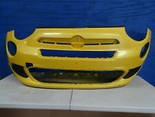 2016-2018 FIAT 500X FRONT BUMPER WITH FOG LIGHT COVER 4DOOR MODEL (LOCAL POCKUP)
