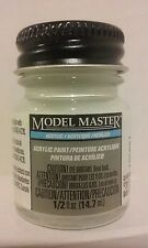 Testors Model Master Acrylic paint 4696, Gloss White.