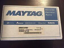 33001212 MAYTAG DRYER MOISTURE SENSOR - DRYNESS CONTROL BOARD