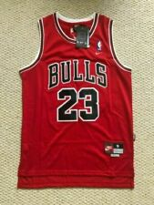 Michael Jordan #23 Chicago Bulls Basketball Jersey NWT Men's Stitched