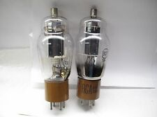 RCA 807 Well-Balanced TUBES PLATINUM MATCHED PAIR TV7 TESTED