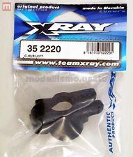 Xray 352220 C-Hub Left modellismo