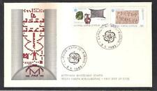 1983 Europa Archaeology Minerals Smelting Trade copper Ancient Cyprus Un/Al Fdc