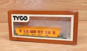 Genuine Tyco Replacement Clementine Gold Mining Train Car **READ**