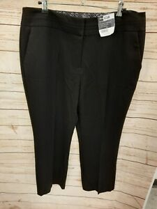 Bonmarche ladies trousers black 14 New