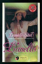 STEEL DANIELLE L'ANELLO SPERLING PAPERBACK 1993 SUPERBESTSELLER 170