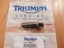 Triumph, A9910855,Screw cap head M10x1.5x30, Exhaust system, Bonneville Thruxton