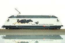 Roco H0 43892 E-Lok Re 460 SBB Milch-Kuh-Lok Werbelok AC für Märklin Neu