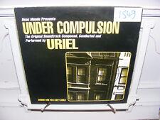 Uriel LP Under Compulsion VG/VG+ funk jazz