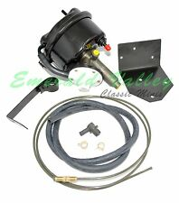 Classic Mini New Brake Booster Servo  Austin Mini W/ Single Line Braking System