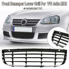 1K0853677C Front Bumper Lower Grill Grille Assembly For VW Jetta MK5 2006-2010