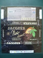 Wikkels  Chocolade Jacques  chocolat- omslagen - emballage - wrappers chocolate