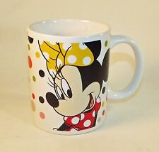Disney Minnie Mouse Dotty Ceramic Mug - 11.5 oz
