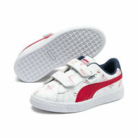 PUMA Basket Paper Plane Little Kids' Shoes Boys Shoe Kids