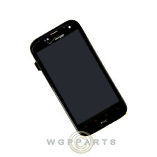 LCD Digitizer Frame for HTC Rezound Black  Front Glass Touch Screen