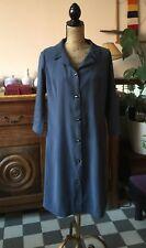 Belle Robe vintage authentique Taille 44 confection atelier de couture, neuve
