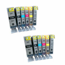 Superb Choice® Ink Cartridge for Canon PGI-225&CLI-226 Canon Pixma MX882(2 sets)