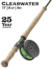 Orvis Clearwater Switch Fly Rod 1108-4  $350 NEW 25-Year Guarantee FREE SHIPPING