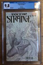 Doctor Strange #2 1:200 Alex Ross Sketch Cover CGC 9.8