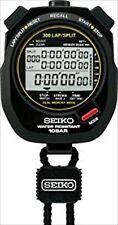 SEIKO SVAS003 Stopwatch Swimming Sports 300 Lap Memory from Japan Import NEW