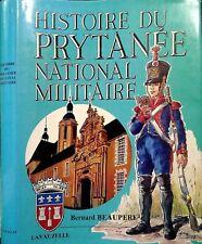 HISTOIRE DU PRYTANEE NATIONAL MILITAIRE- LAVAUZELLE-TBE -1985-exemplair 898/4000