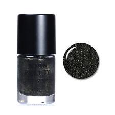 9ml Holographic Fine Glitter Polish Starry Sky Maniucre Nail Art Polish Black