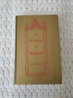 A History of England by Goldwin Smith - Vintage (1966)