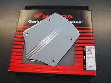 HONDA VTX1800 VTX 1800 1300 VTX1300 N R S T NEO RETRO TALL CHROME BACKREST TRIM