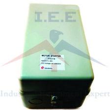 7.5 HP Single Phase Magnetic Starter Motor Control, Shihlin P40TX, 48 Amp, 230V