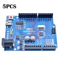 5PCS ATmega328P CH340G Mini USB Development Board for Arduino DIY UNO R3