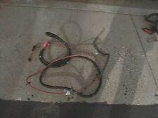 2010 chevrolet hhr full wiring harness inside car, dash/doors/under shifter,rear