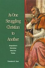 As One Struggling Christian to Another : Augustine's Christian Ideal for...