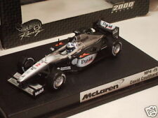 HOTWHEELS - McLAREN MP4-15 #2 D.COULTHARD 2000
