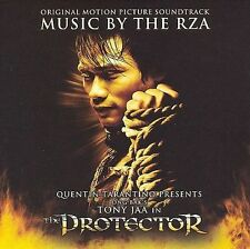 The Protector [Original Motion Picture Soundtrack] by RZA (New CD)