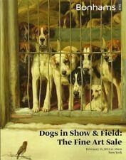 Bonhams Dog Sale Art Collars Bink Collie Pointer Terrier Spaniel Setter Catalog