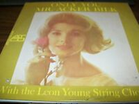 Mr. Acker Bilk-Only You-Leon Young String Chorale-LP-ATCO-Vinyl Record-VG+