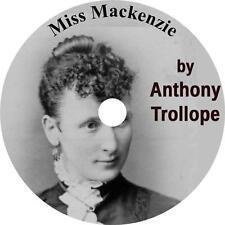 Miss Mackenzie, Anthony Trollope Audiobook on 15 Audio CDs Unabridged Free Ship