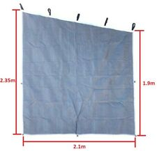 TRA Caravan Privacy Screen End Wall / Side Sun Shade Roll Out Awning Accessories