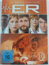 E.R. - Emergency Room, komplette 10. Staffel - Visnjic, Mekhi Phiper, Noah Wyle